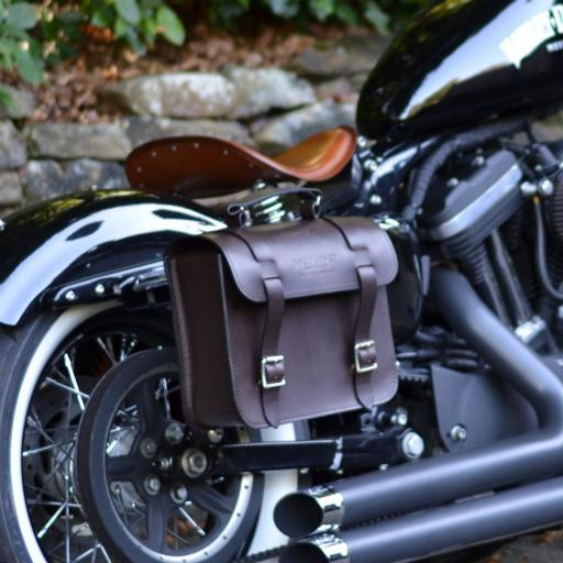 Nomad Motorcycle Pannier
